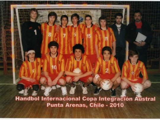 Universitario, en Punta Arenas