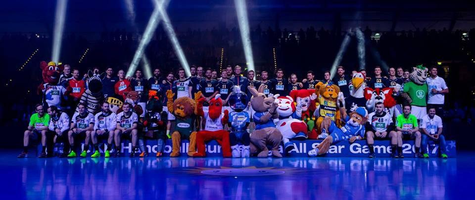 Handball. Juego de las Estrellas de Alemania