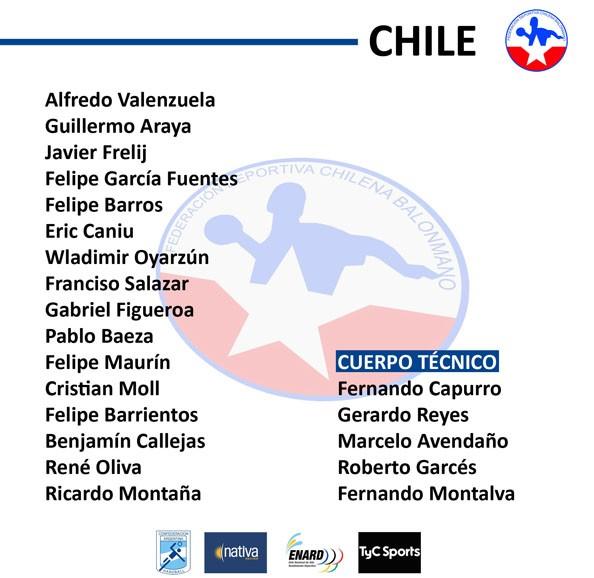 Plantel de Chile