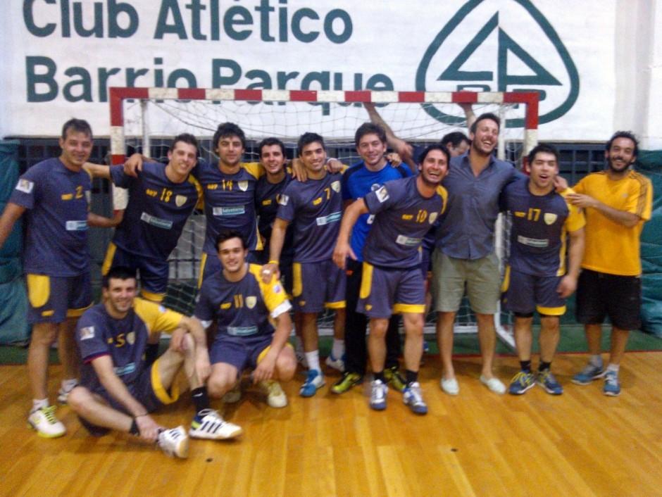 Escuelas Pías Campeón Clausura 2013
